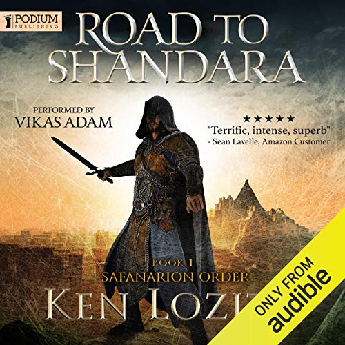 Road to Shandara cover art