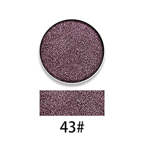 WOZOW Cosmétiques Maquillage Fard à Paupières Coloré Ombre à Paupières (Multicolore H)