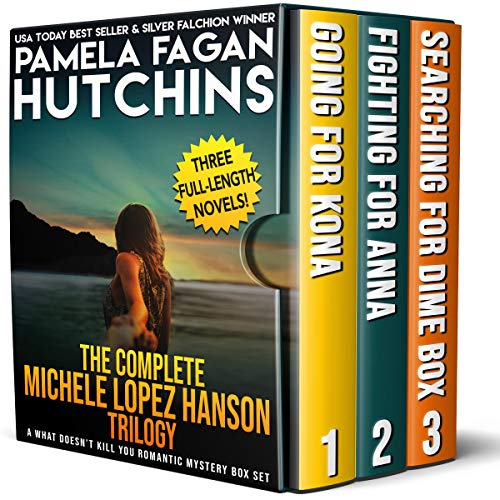 The Complete Michele Lopez Hanson Trilogy  By  cover art