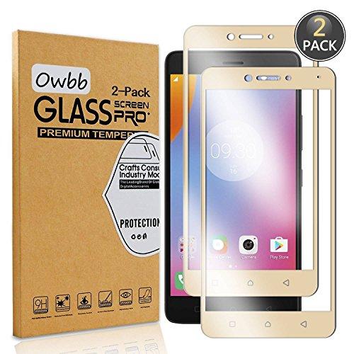 Owbbb® - Protector de pantalla de cristal templado para Oneplus 3 /...