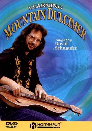 Learning Mountain Dulcimer Reino Unido DVD