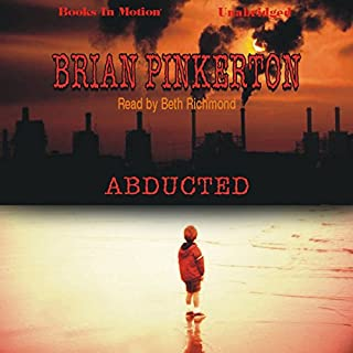 Abducted audiobook cover art