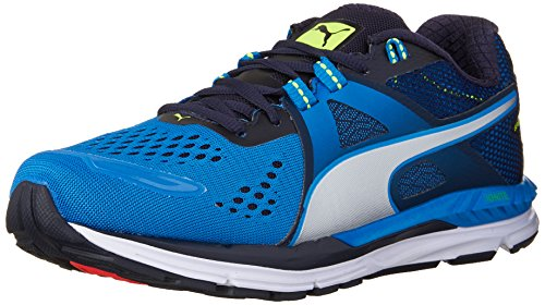 PUMA Mens Speed 600 Ignite Running Casual Shoes, Blue, 8
