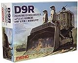 MENG SS-010 - Modellbausatz D9R Armored Bulldozer W/Slat -