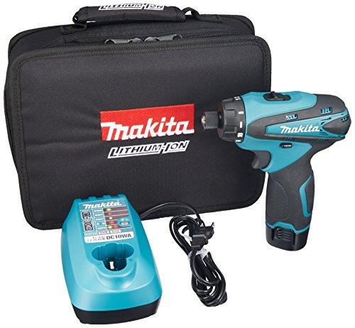 マキタ(Makita)  充電式ドライバドリル 10.8V 本体付属バッテリー1個搭載モデル DF030DWSP