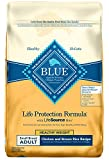 Blue Buffalo Life Protection Formula Healthy Weight Small Breed Dog Food , Natural Dry Dog Food for Adult Dogs , Chicken and Brown Rice , 15 lb. Bag
