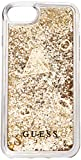 [ゲス] iphone SE iPhone8 GLITTER COLLECTION NEW ゴールド