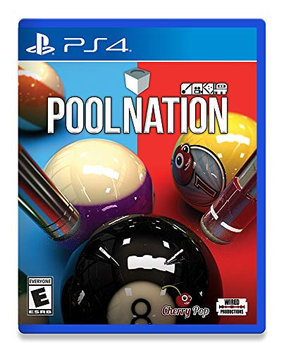 Pool Nation - PlayStation 4