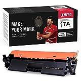 LEMERO CF217A 17A Cartuccia di toner [Con Chip] Compatibile per HP Laserjet Pro M102A M102W HP Laserjet Pro MFP M130a M130nw M130fn M130fw Stampanti,Nero