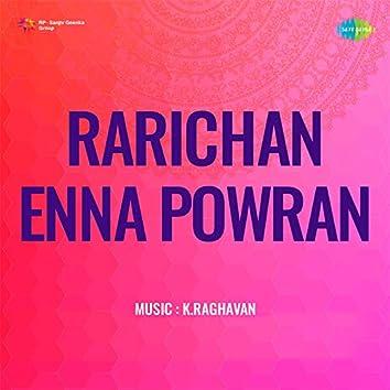 Rarichan Enna Powran (Original Motion Picture Soundtrack)