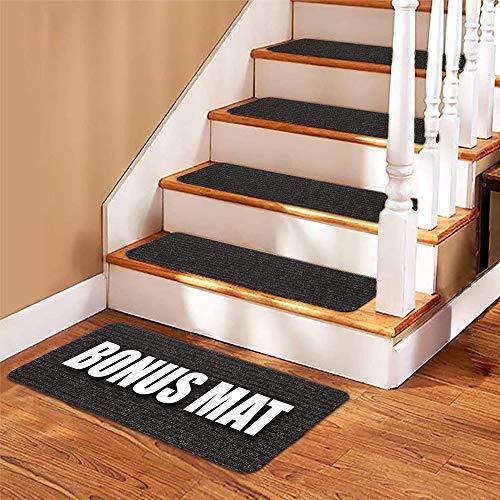 Stair Treads Carpet - 14 Non Slip Stair Runners...