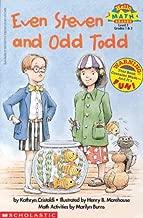 Even Steven And Odd Todd (Turtleback School & Library Binding Edition) (Hello Reader! Math Level 3 (Prebound))