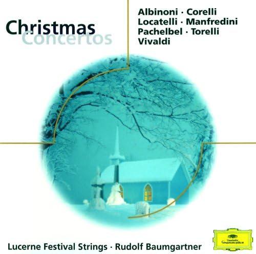 Wolfgang Schneiderhan, Eduard Kaufmann, Festival Strings Lucerne & Rudolf Baumgartner