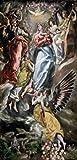 EL Greco – Assumption of The Virgin EL Greco