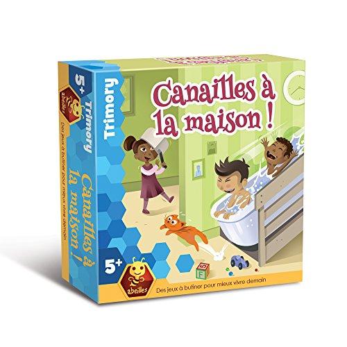 Abeilles Editions- Jeu de trimory, Abeilles_05CAM, Multi