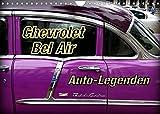 Légendes de la voiture Chevrolet Bel Air