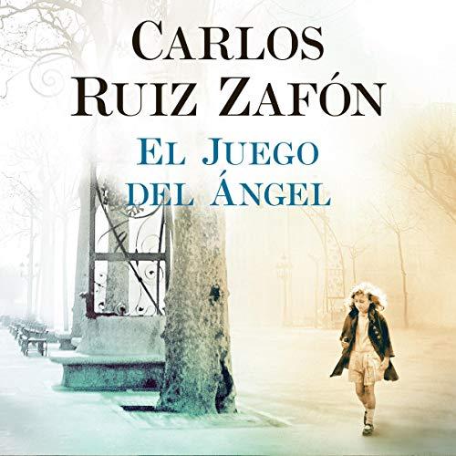 Diseño de la portada del título El Juego del Ángel