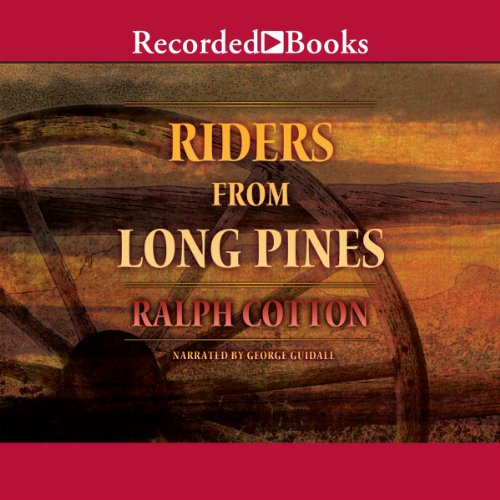 Riders from Long Pines audiobook cover art