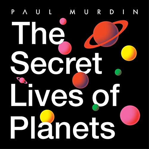 Couverture de The Secret Lives of the Planets