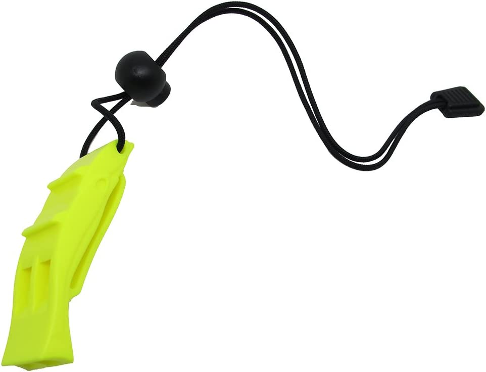 Scuba Diving Dive Safety Dolphin Ranking TOP1 New popularity Lanyard Loudest Shape w Whistle