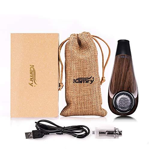 Kamry Electronic Cigarette Turbo Mini Style De La Mode Du Corps, 35W 1000mAh Rechargeables énorme Vapeur en Bois...