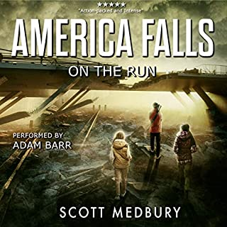 On the Run     America Falls, Book 2              Written by:                                                                                                                                 Scott Medbury                               Narrated by:                                                                                                                                 Adam Barr                      Length: 6 hrs and 7 mins     Not rated yet     Overall 0.0
