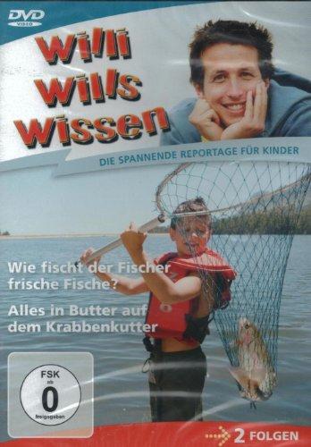 Willi Wills Wissen: Wie fischt der Fischer frische Fische?, Alles in Butter auf dem Krabbenkutter,