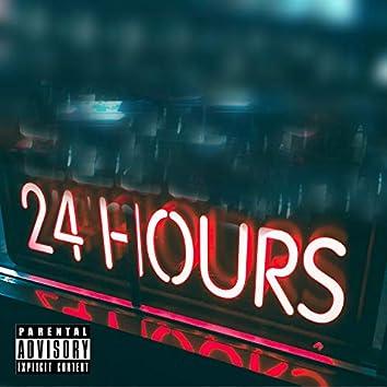 24 Hours (feat. Kydd Jones)