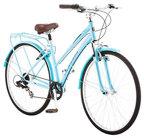 Schwinn Network 2.0 Womens Hybrid Bike, 700c Wheels, 7 Speed,...