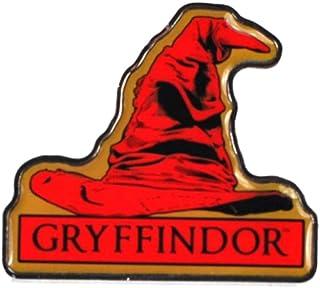 Pritties Accessories Genuine Warner Bros Harry Potter Grifondoro Cappello di ordinamento Distintivo di casa Hogwarts