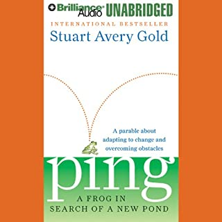 Ping audiobook cover art