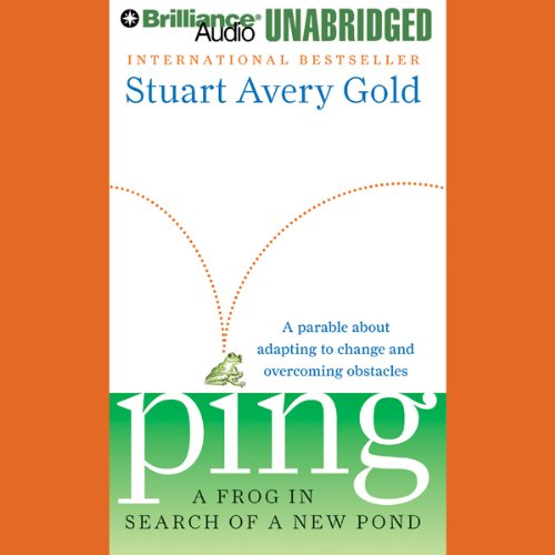 Ping audiobook cover art