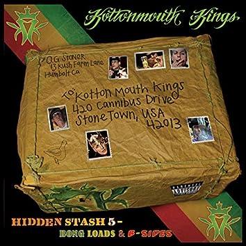 Hidden Stash 5 - Bong Loads & B-Sides