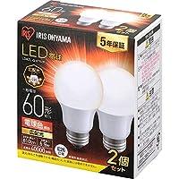 LED電球広配光60W形相当(トイレの照明)