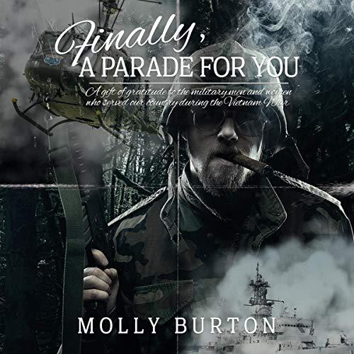 Finally, A Parade for You audiobook cover art
