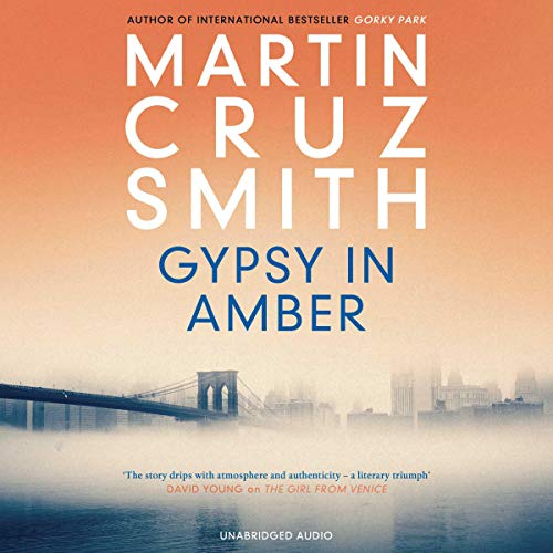 Gypsy in Amber audiobook cover art