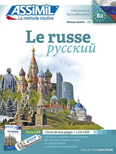 Le russe. Con USB formato MP3: Pack USB : 1 livre (Senza sforzo)