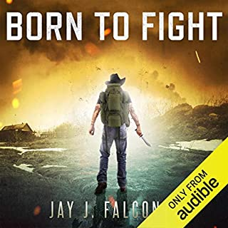 Born to Fight audiobook cover art