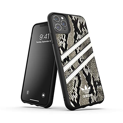 Neu Adidas OR Moulded Case für Apple iPhone 11 Pro Max - Black Alumina