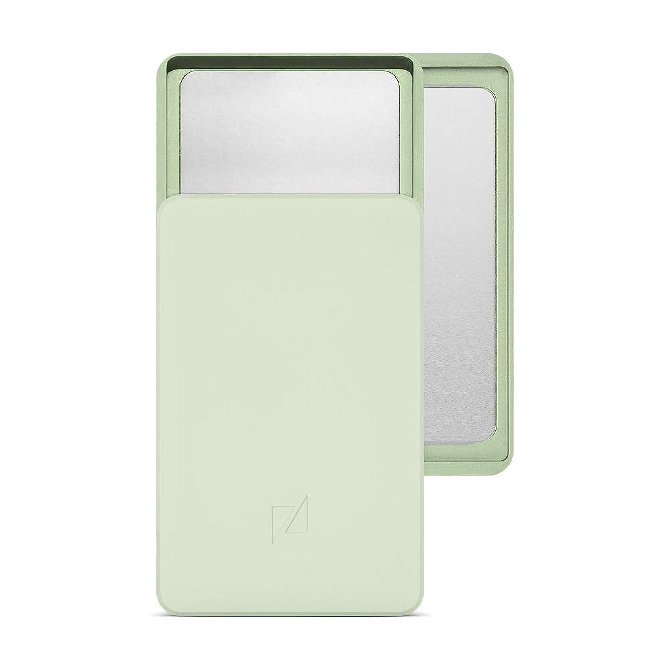 混雑ペッカディロメトロポリタンZenlet 2+ モバイルウォレット クレジットカードケース スキミング防止機能 ICカードタッチ機能 直感スライド 横スライド スマートな外観 極薄軽量 ビジネスに お出かけ?旅に ふだんのお買い物に