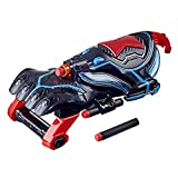 Marvel NERF Power Moves Black Widow Stinger Strike NERF Dart-Launching Roleplay Toy for Kids, Includes 3 Darts, Toys for Kids Ages 5 and Up