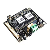 WiFi & Bluetooth 5.0 Lautsprecher Audio Receiver Board, Wireless Multizone Home Stereo Music Circuit Module with Airplay Spotify Connect for DIY Speakers-Arylic Up2stream Mini V3