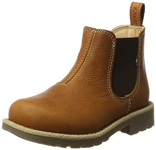 Kavat Kavat Unisex-Kinder Husum EP Chelsea Boots, Braun (Light Brown), 30 EU