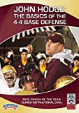 John Hodge: The Basics of the 4-4 Base Defense (DVD) by Nike Coach of the Year Clinics