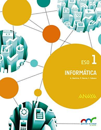 Informática 1. (Aprender es crecer en conexión) - 9788467857825