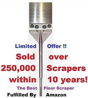 jackhammer floor scraper