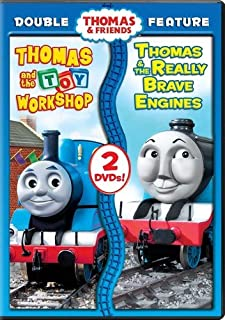 Thomas & Friends: Thomas & The Toy Workshop / Thomas & The Really Brave Engines