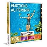 SMARTBOX - Coffret Cadeau Noël Femme - Cadeau original à choisir parmi 15 000 activités : Modelage du corps, dégustation de vin, balade à cheval