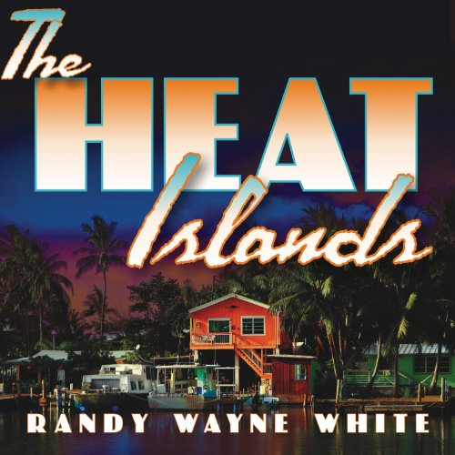 The Heat Islands audiobook cover art