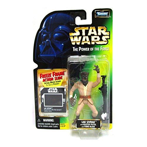 Figura Star Wars The Power Of The Force Lak Sivrak